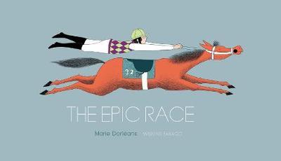 The Epic Race (Hardback)