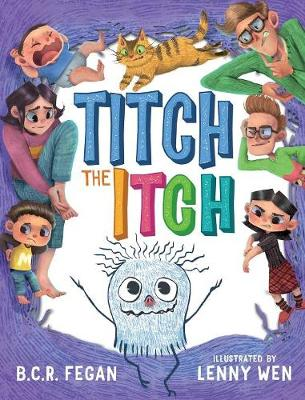 Titch the Itch (Hardback)