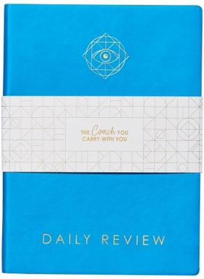 Daily Review Planner: Light Blue (Paperback)