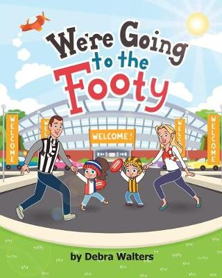 We're Going to the Footy (Paperback)