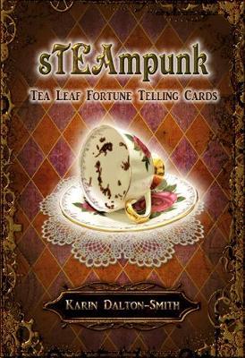 Steampunk: Tea Leaf Fortune Telling Cards