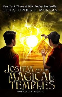Joshua and the Magical Temples - Portallas 3 (Paperback)