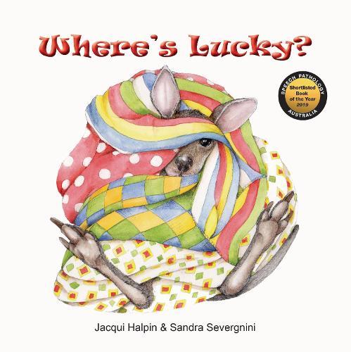 Where's Lucky? (Hardback)