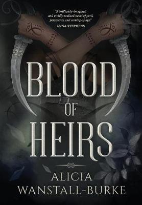 Blood of Heirs - Coraidic Sagas 1 (Hardback)