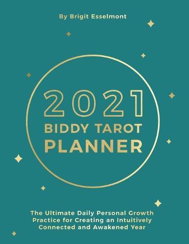 2021 Biddy Tarot Planner (Paperback)
