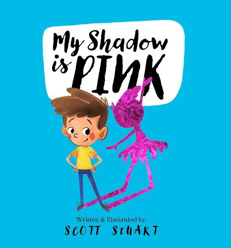 My Shadow is Pink (Paperback)