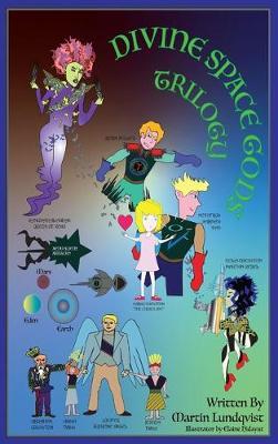 Divine Space Gods Trilogy (Hardback)