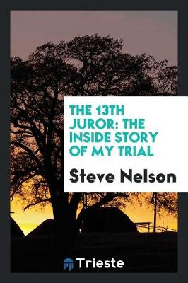 The 13th Juror: The Inside Story of My Trial (Paperback)