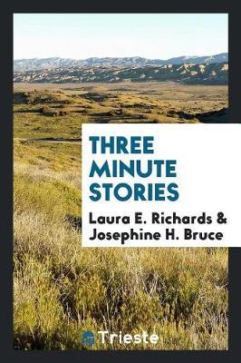 Three Minute Stories (Paperback)
