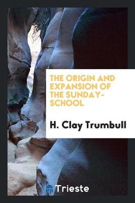 The Origin and Expansion of the Sunday-School (Paperback)