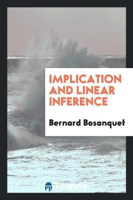 Implication and Linear Inference (Paperback)