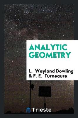 Analytic Geometry (Paperback)