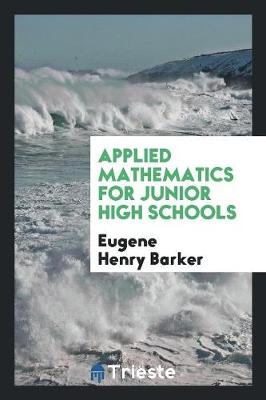 Applied Mathematics for Junior High Schools (Paperback)