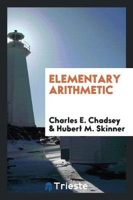 Elementary Arithmetic (Paperback)