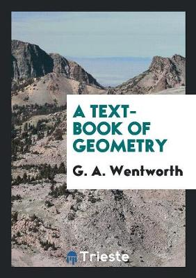 A Text-Book of Geometry (Paperback)