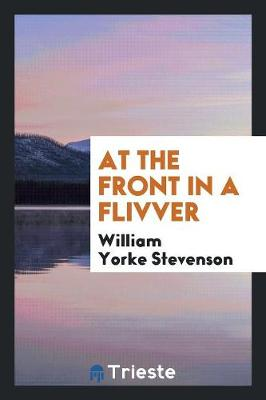 At the Front in a Flivver (Paperback)
