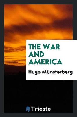 The War and America (Paperback)