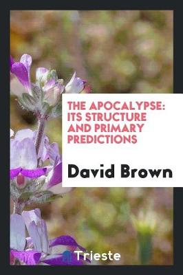 The Apocalypse: Its Structure and Primary Predictions (Paperback)