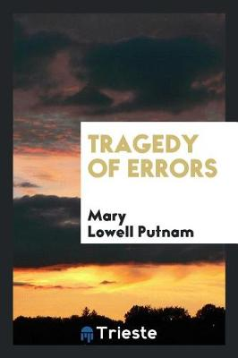 Tragedy of Errors (Paperback)