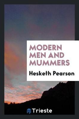 Modern Men and Mummers (Paperback)