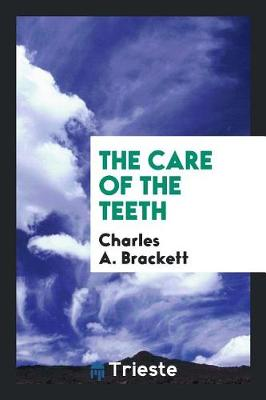 The Care of the Teeth (Paperback)