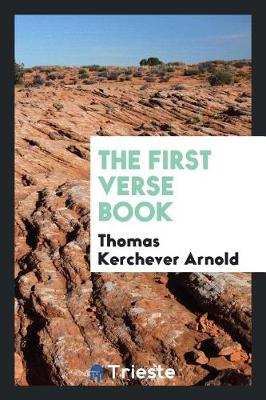 The First Verse Book (Paperback)