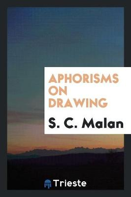 Aphorisms on Drawing (Paperback)