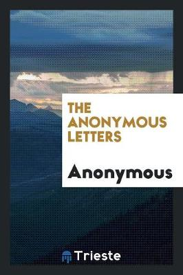 The Anonymous Letters (Paperback)