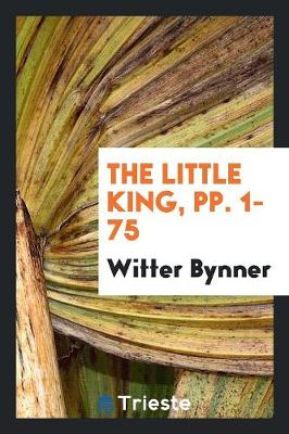 The Little King, Pp. 1-75 (Paperback)