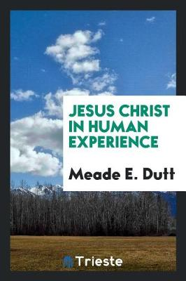 Jesus Christ in Human Experience (Paperback)