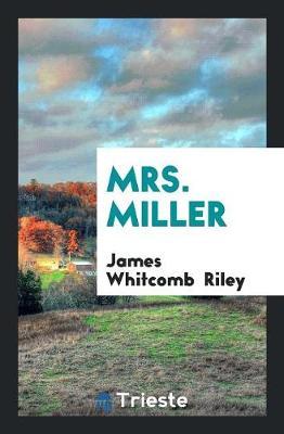 Mrs. Miller (Paperback)