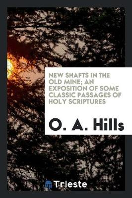 New Shafts in the Old Mine; An Exposition of Some Classic Passages of Holy Scriptures (Paperback)