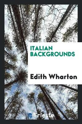 Italian Backgrounds (Paperback)