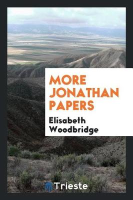 More Jonathan Papers (Paperback)