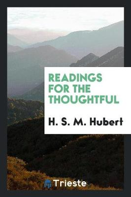Readings for the Thoughtful (Paperback)