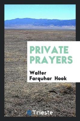 Private Prayers (Paperback)