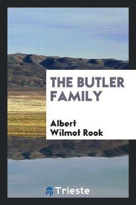 The Butler Family (Paperback)