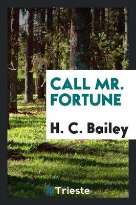 Call Mr. Fortune (Paperback)