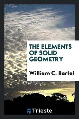 The Elements of Solid Geometry (Paperback)
