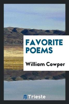 Favorite Poems (Paperback)
