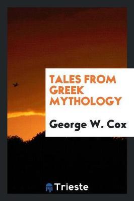 Tales from Greek Mythology (Paperback)