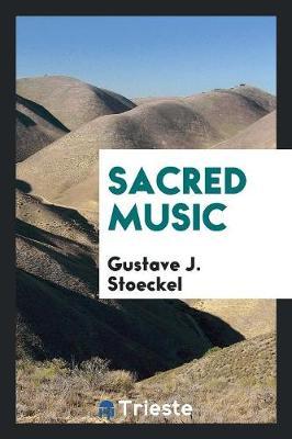Sacred Music (Paperback)