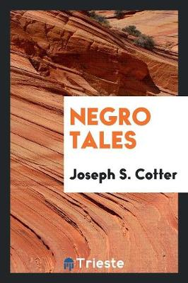 Negro Tales (Paperback)