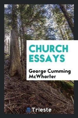 Church Essays (Paperback)