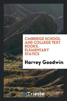 Cambridge School and College Text Books. Elementary Statics (Paperback)