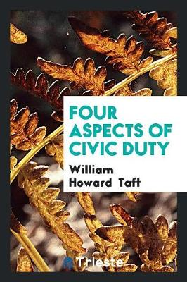Four Aspects of Civic Duty (Paperback)