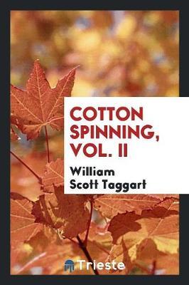 Cotton Spinning (Paperback)