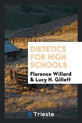 Dietetics for High Schools (Paperback)
