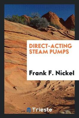 Direct-Acting Steam Pumps (Paperback)