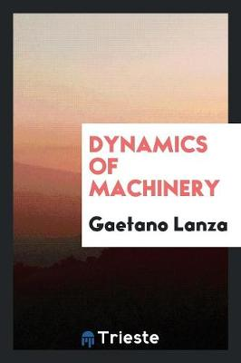 Dynamics of Machinery (Paperback)